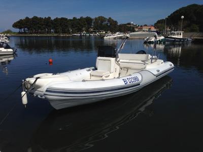 Location bateau  Motonautica 780