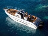 location bateau Ranieri Shadow 30