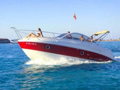 location bateau Monte Carlo 27