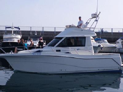Location bateau  Rodman Fly 870