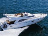 location bateau Ferretti 590