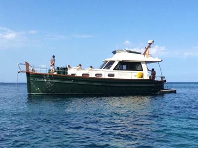 Location bateau  Menorquin 145