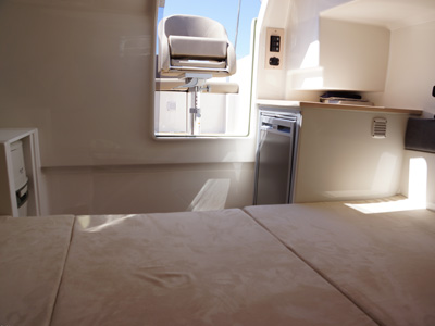 interno Atlantic 655 Sun Cruiser