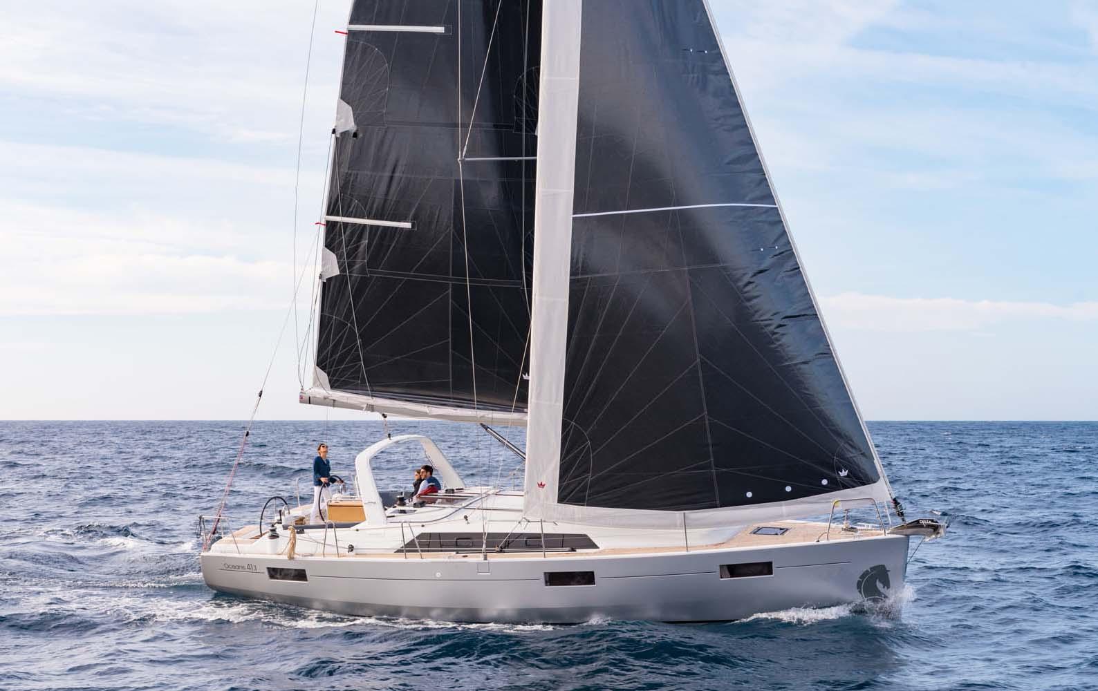 location bateau Oceanis 41.1
