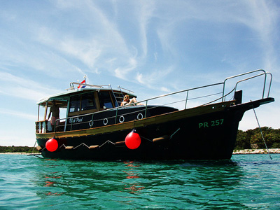location bateau Leut 46