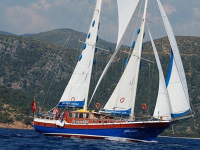 Location bateau  Gulden Irmak