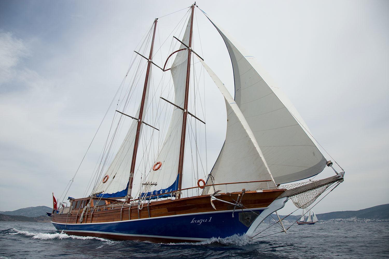location bateau Kugu 1
