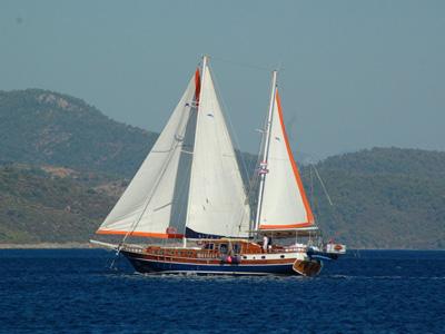 location bateau Sila