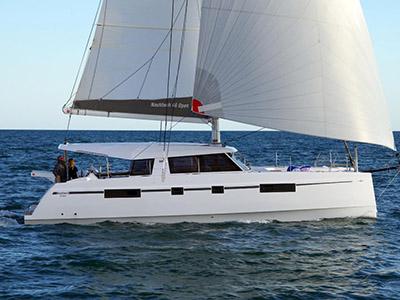 location bateau Nautitech Open 46