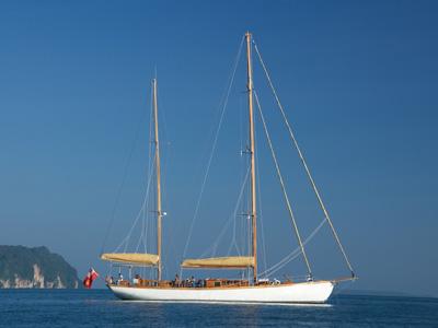 Location bateau  SY Aventure