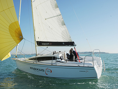location bateau Maxus 26