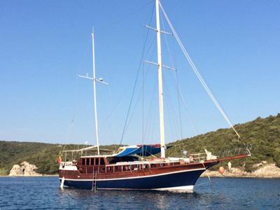 location bateau Atlantik III