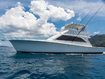 Ocean Yacht Convertible Cr 55
