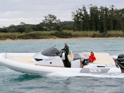 location bateau Sacs Strider 11
