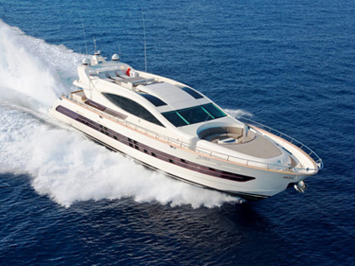 Location bateau  Cerri 102 Fly Sport