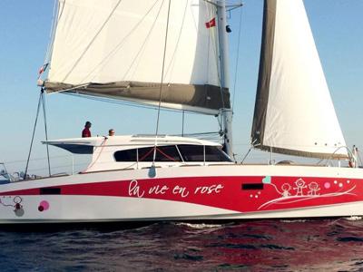location bateau Aventura 43