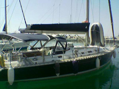 location bateau Alpha 51