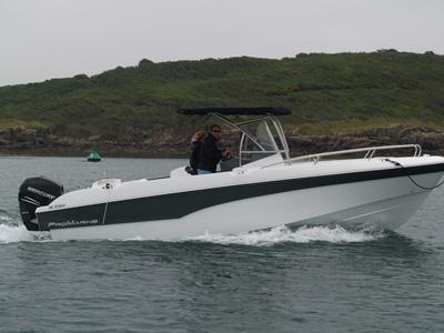 Location bateau  Belone 780