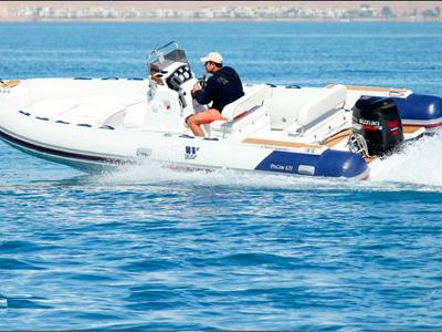 Location bateau  Tiger 620 PL