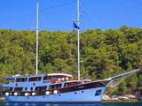 location bateau Cesarica