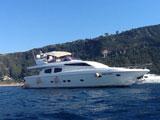 location bateau Technema 65