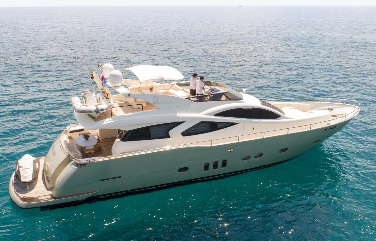location bateau Evo Marine 760