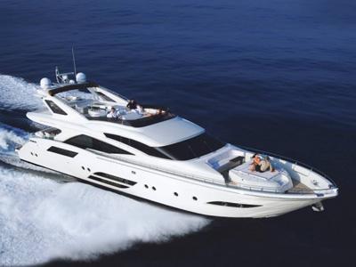 location bateau Dominator 78