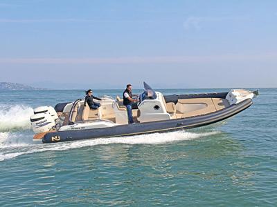 Location bateau  Prince 30 CC