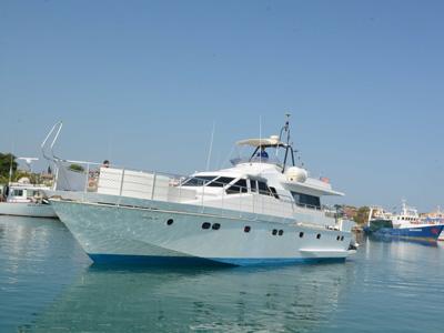 Location bateau  San Lorenzo 66
