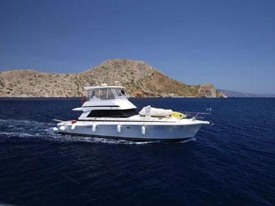 location bateau Riviera 48