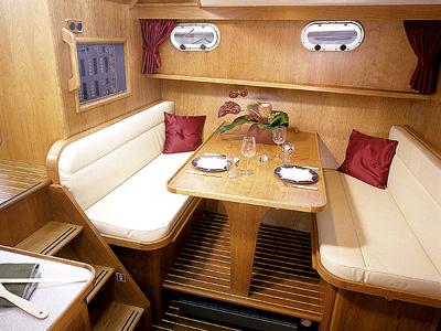 interno Linssen GS 380 AC