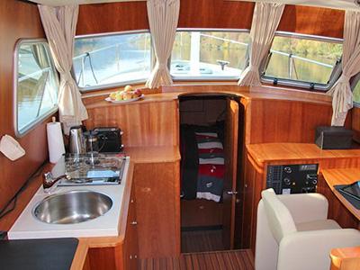 intérieur Linssen GS 60.33 AC