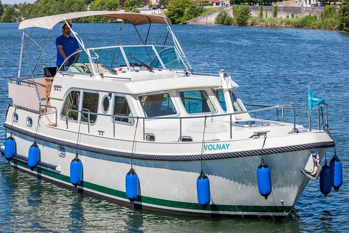location bateau Linssen GS 34.9 AC