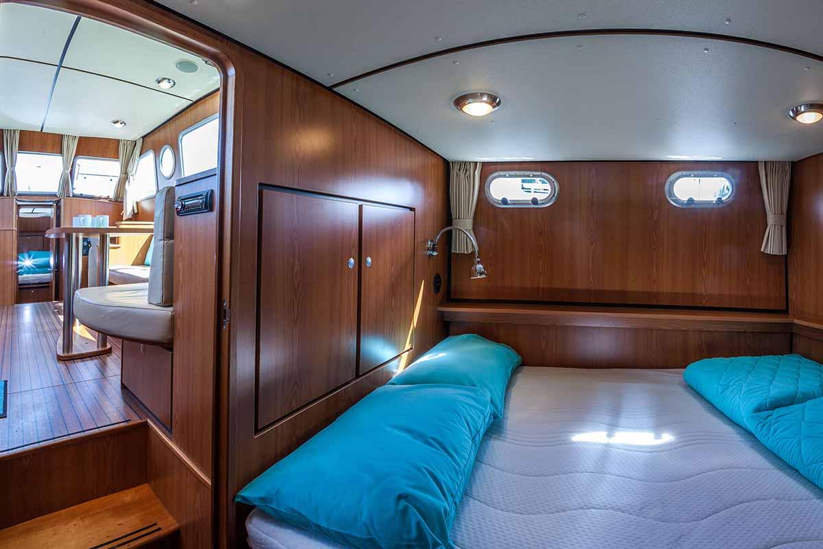intérieur Linssen GS 34.9 AC