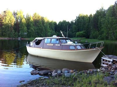 location bateau Norppa 9