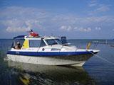 location bateau Seiskari 242 HT