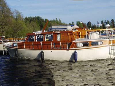 location bateau Norppa 10 TK