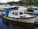 location bateau Meriläinen 9M