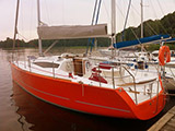 location bateau Cobra 38