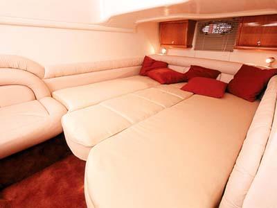 inside Pearlsea 33 Open