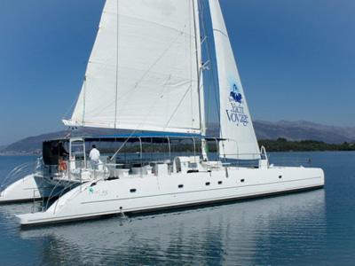 location bateau Tahiti 80