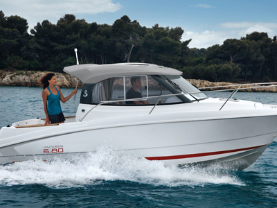 Location bateau  Antares 680 HB
