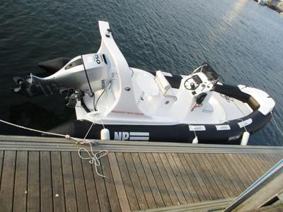 Location bateau  Notys Pro 650