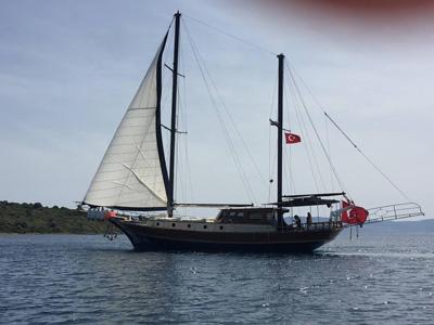location bateau Karia