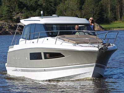 Location bateau  NC 9