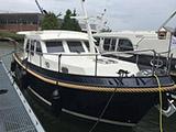 location bateau Linssen 290 Sedan