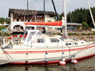 location bateau Degero 331 DS