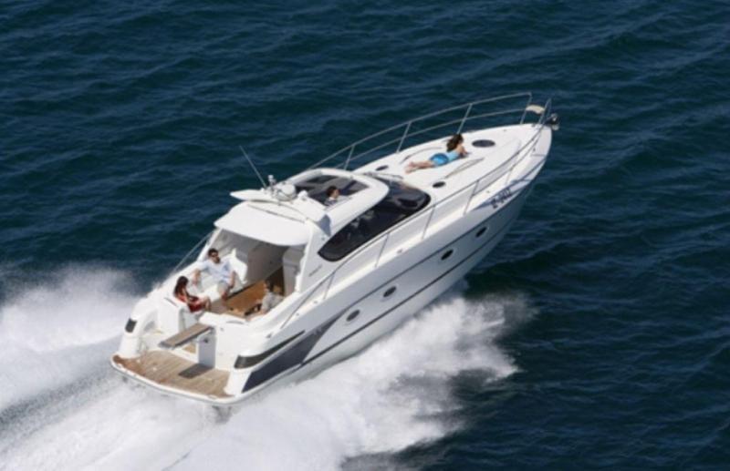 location bateau Elan Power 41