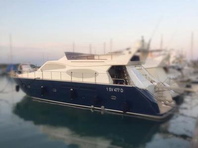 location bateau Cantieri Navali Vadino 58