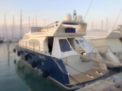 äußere Cantieri Navali Vadino 58